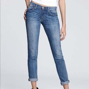 Current Elliott the Rolled Skinny Jeans in Rambler